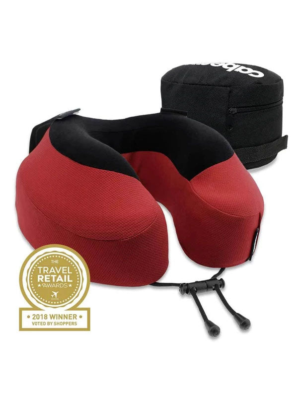 Cabeau Evolution S3® Travel Pillow (Cardinal)