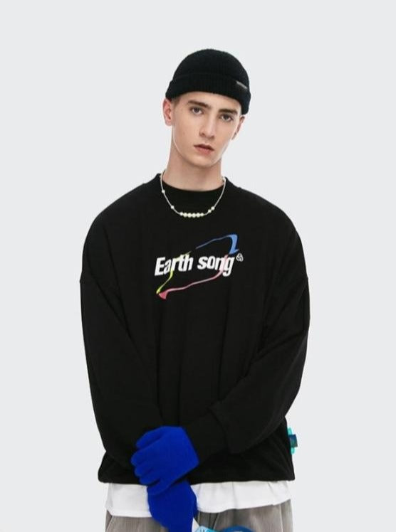 """Earth Song"" Pullover"