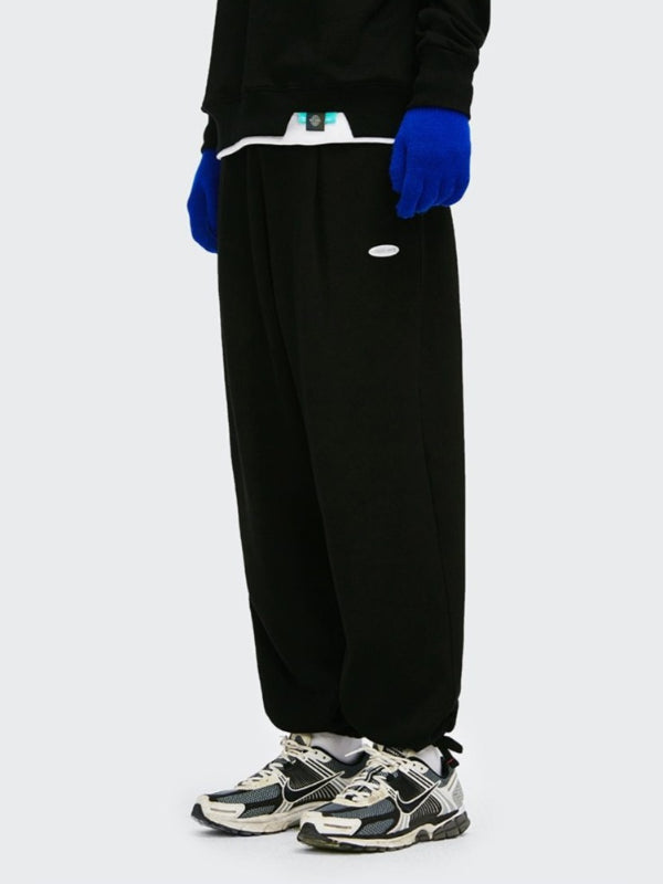 """Earth Song"" Sweatpants Black"