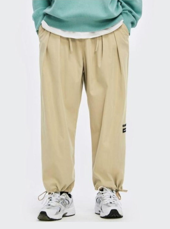"""Unofficial"" Loose Pants Khaki"