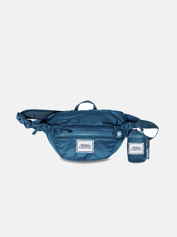 Matador Hip Pack in Indigo Color