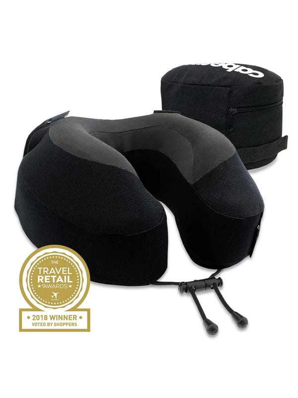 Cabeau Evolution S3® Travel Pillow (Jet Black)
