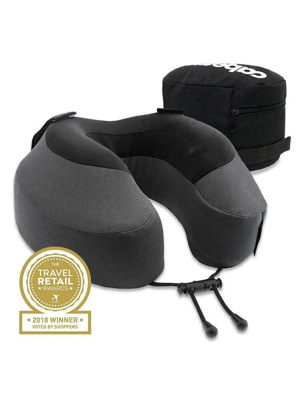 Cabeau Evolution S3® Travel Pillow (Steel)