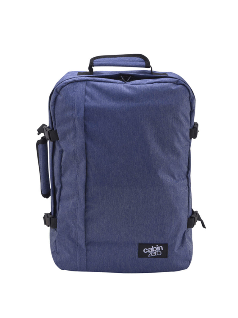Cabinzero Classic 36L Ultra-Light Cabin Bag in Blue Jean Color