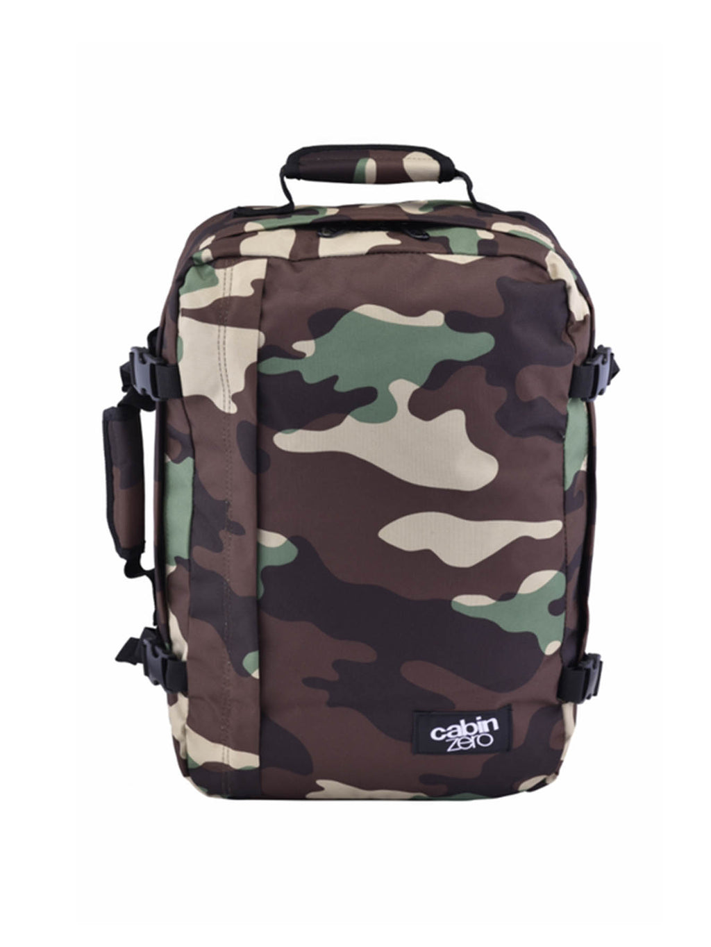 Cabinzero Classic 36L Ultra-Light Cabin Bag in Jungle Camo Color