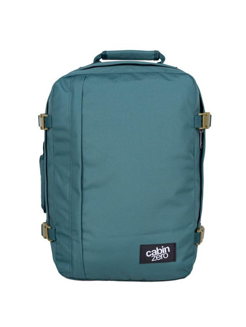 Cabinzero Classic 36L Ultra-Light Cabin Bag in Mallard Green Color