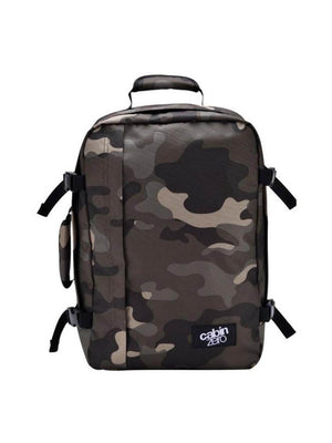 Cabinzero Classic 36L Ultra-Light Cabin Bag in Urban Camo Color