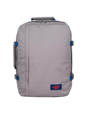 Cabinzero Classic 44L Ultra-Light Cabin Bag in Grey Moor Color