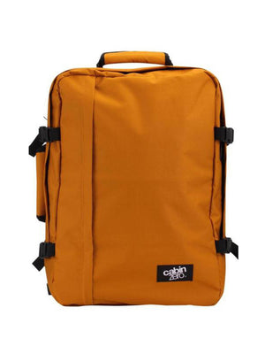 Cabinzero Classic 44L Ultra-Light Cabin Bag in Orange Chill Color