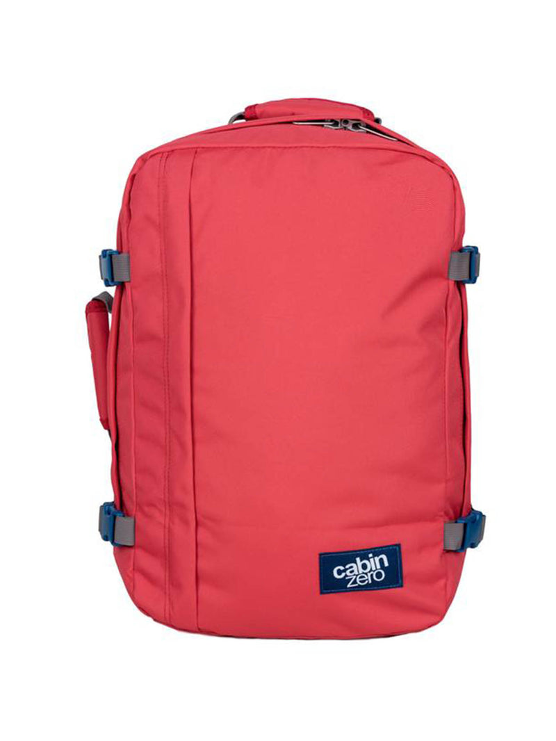 Cabinzero Classic 44L Ultra-Light Cabin Bag in Red Sky Color
