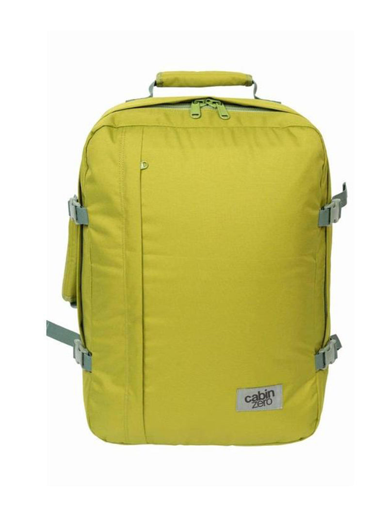 Cabinzero Classic 44L Ultra-Light Cabin Bag in Sagano Green Color