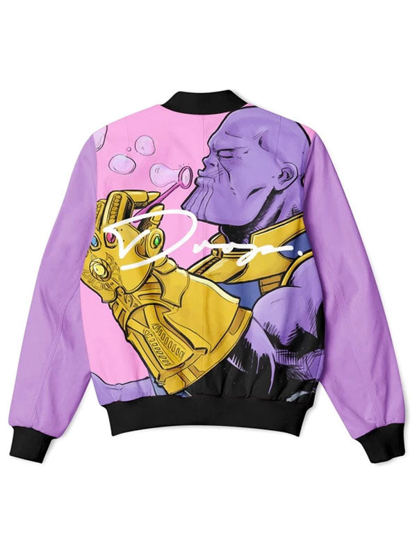Fifty Foot Drop Thanos Tracksuit Jacket