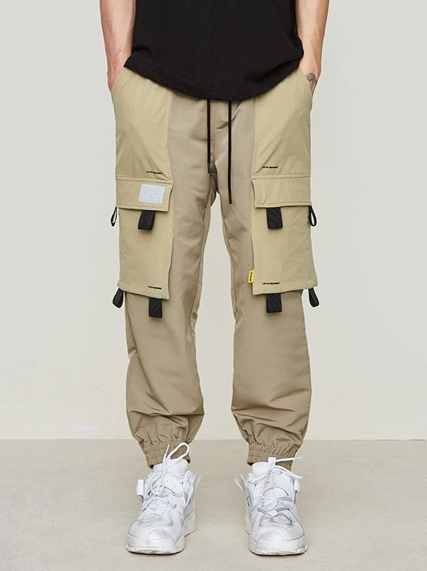 Cargo Pants With Front Pocket