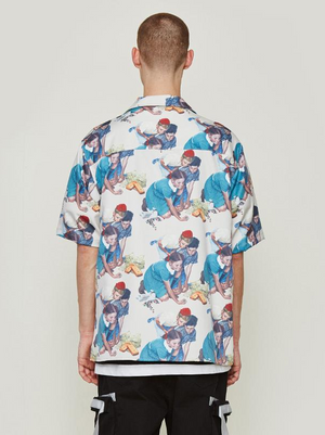 Children Printed Shirt