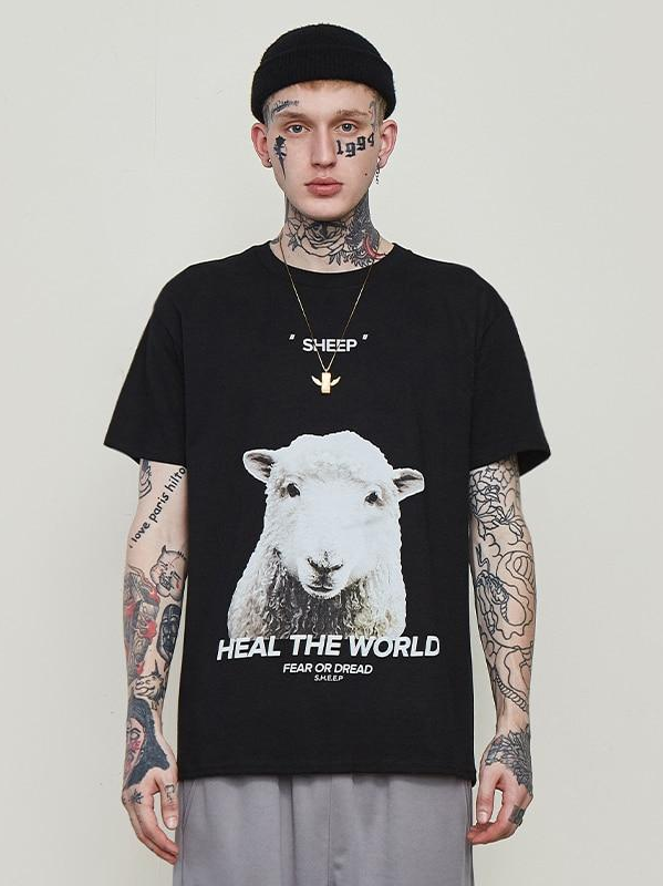 """Sheep"" T-Shirt - This Is For Him"
