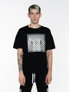 DEFEND PARIS ICE DAMIER CO TEE