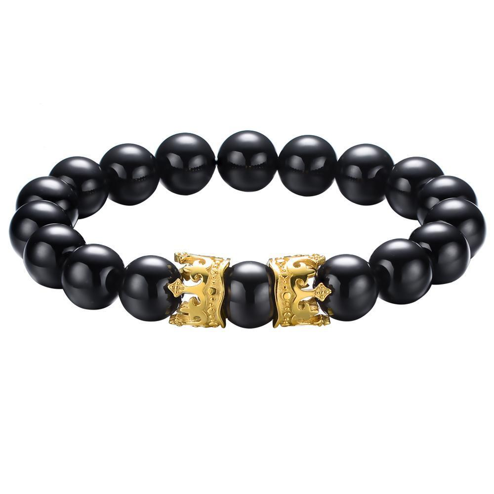 Mister SFC King Bead Bracelet - This Is For Him