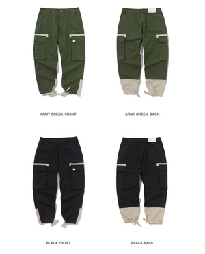 Multi-Pocket Cargo Pants