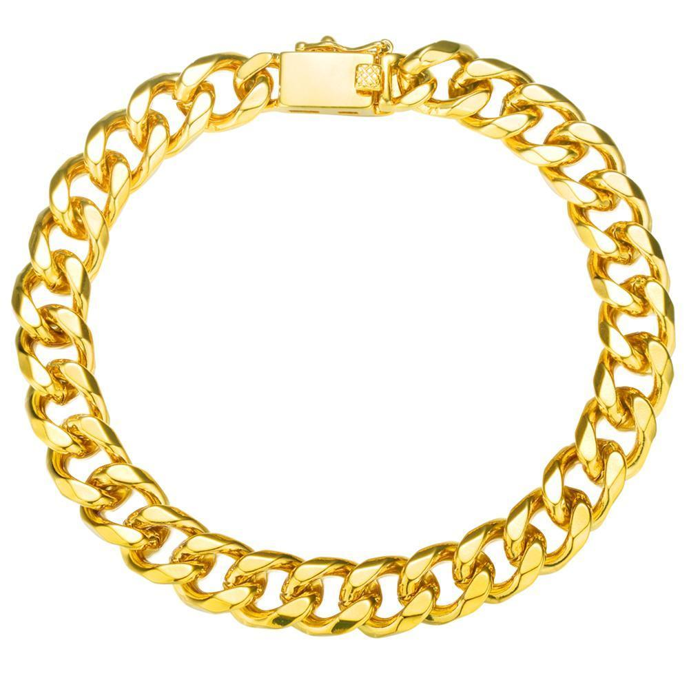 Mister SFC Curve Curb Bracelet - This Is For Him