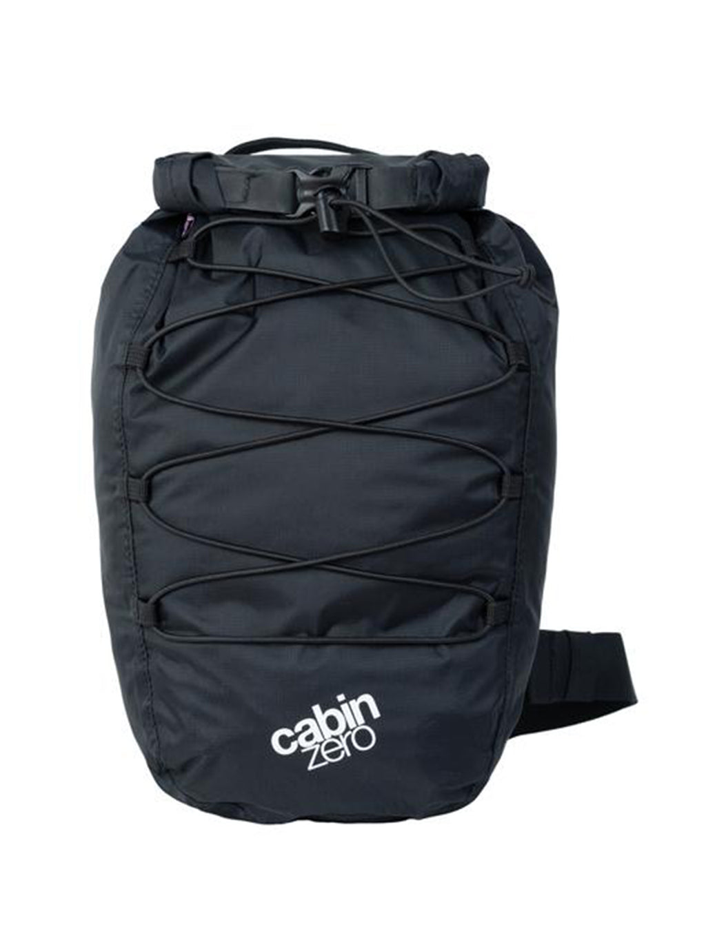 Cabinzero ADV Dry Waterproof Cross Body Bay 11L in Absolute Black Color