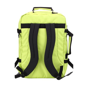 Cabinzero Classic 44L Ultra-Light Cabin Bag in Galactic Green Color