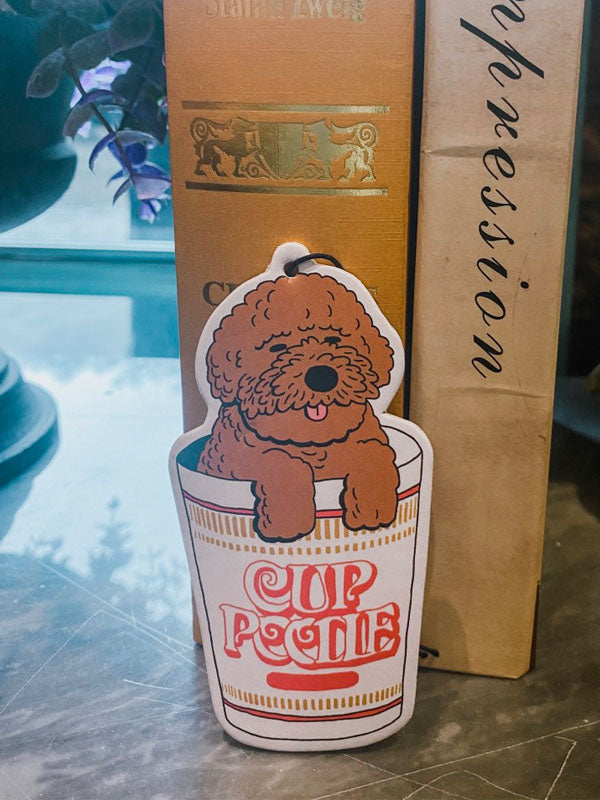 Cup Poodle Freshener
