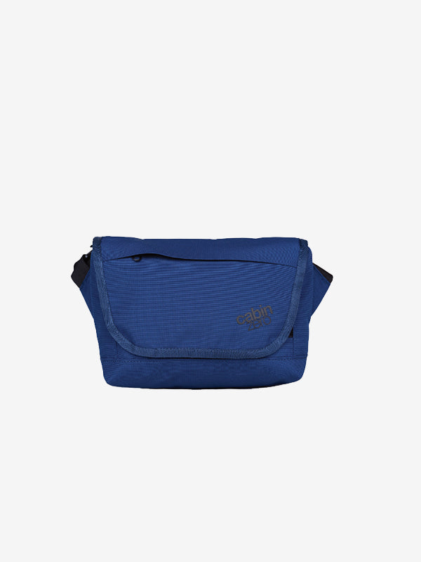 Cabinzero Flapjack Shoulder Bag 4L in Navy Color