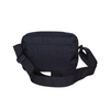 Cabinzero Flipside Shoulder Bag 3L in Absolute Black Color