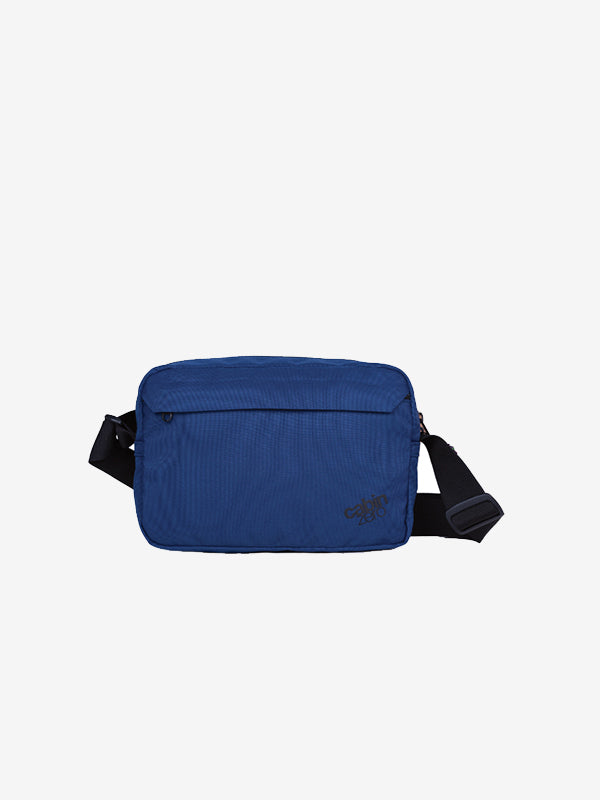 Cabinzero Flipside Shoulder Bag 3L in Navy Color