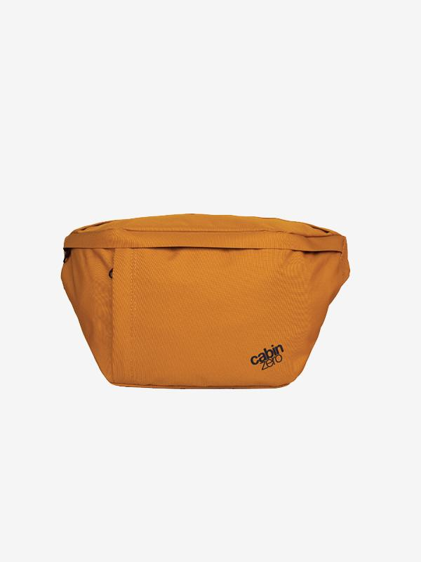 Cabinzero Hustle 8L Crossbody Bag in Orange Chill Color