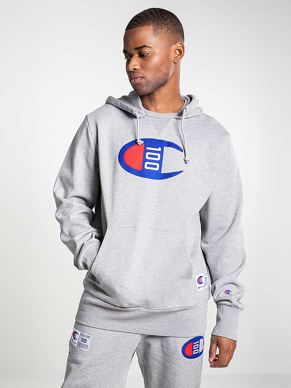 Champion 100 Anny Hoodie Grey