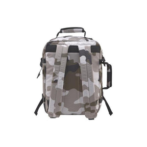 Cabinzero Classic 28L Ultra-Light Cabin Bag in Grey Camo Color