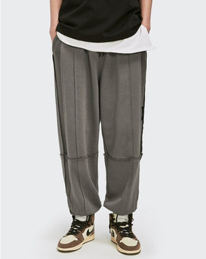 """Be You, Do You, For You"" Charcoal Jogger Pants 3"