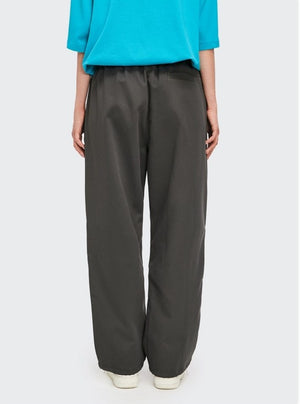 Dark Grey Pants with Belt 5