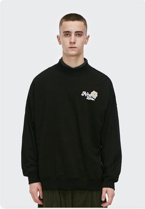 """Not Luck, Just God"" Sweatshirt 4"