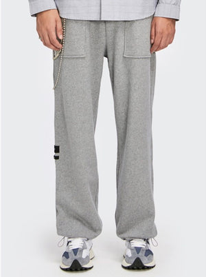 """Positioning"" Grey Sweatpants"