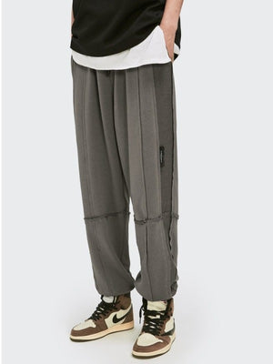 """Be You, Do You, For You"" Charcoal Jogger Pants"