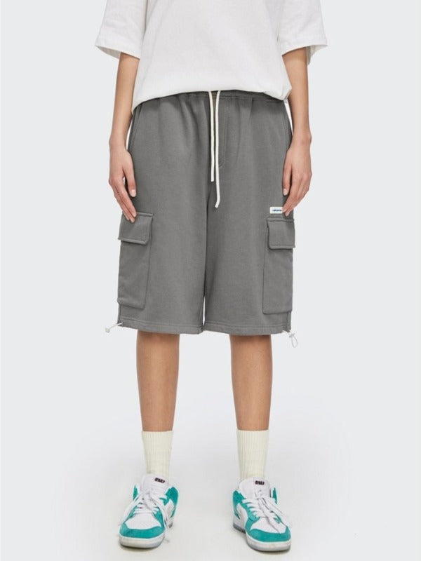 """A Sign Of Good Taste"" Charcoal Shorts 2"