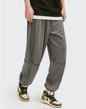 """Be You, Do You, For You"" Charcoal Jogger Pants 2"