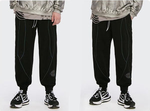 """Earth Song"" Sweatshirt and Sweatpants Black 6"