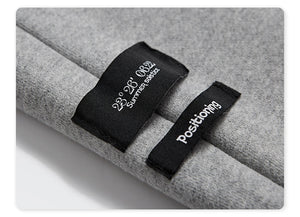 """Positioning"" Grey Sweatpants 5"