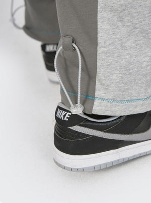 Light Grey with Brown Sweatpants 9