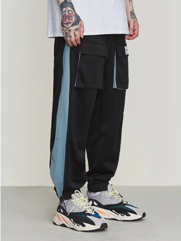 Lightweight Sweatpants in Black Color