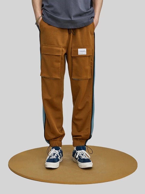 Lightweight Sweatpants in Brown Color - This Is For Him
