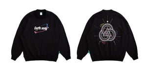 """Earth Song"" Pullover 10"