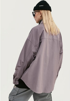 Philosophy Oversized Shirt