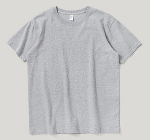 Grey Basic T-Shirt