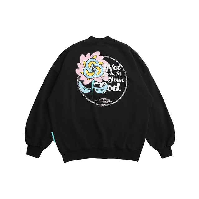 """Not Luck, Just God"" Sweatshirt"