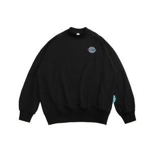"""Earth Song"" Sweatshirt and Sweatpants Black 10"