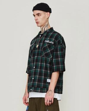 Personal Collective Plaid Shirt - This Is For Him
